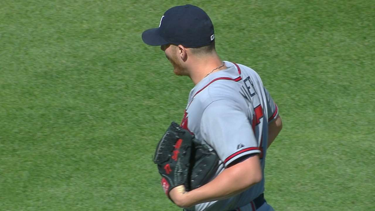 Miller's solid outing