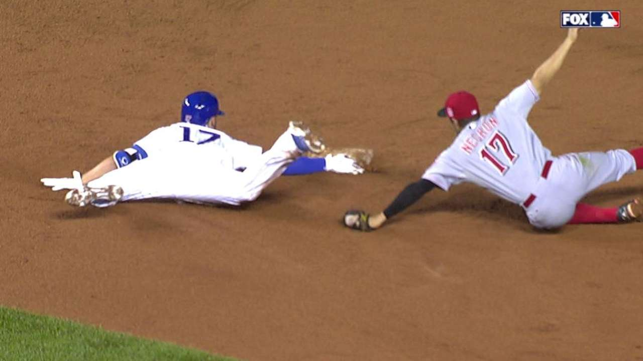 Bryant gives Cubs leg up with baserunning
