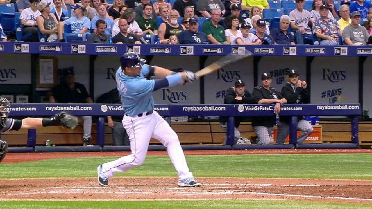 Sale's 12 K's not enough as Rays sweep White Sox
