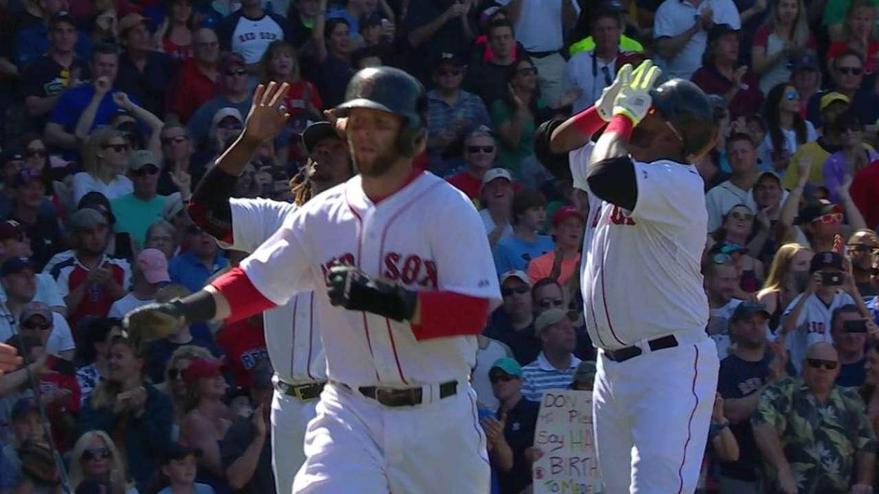 Papi's three-run homer