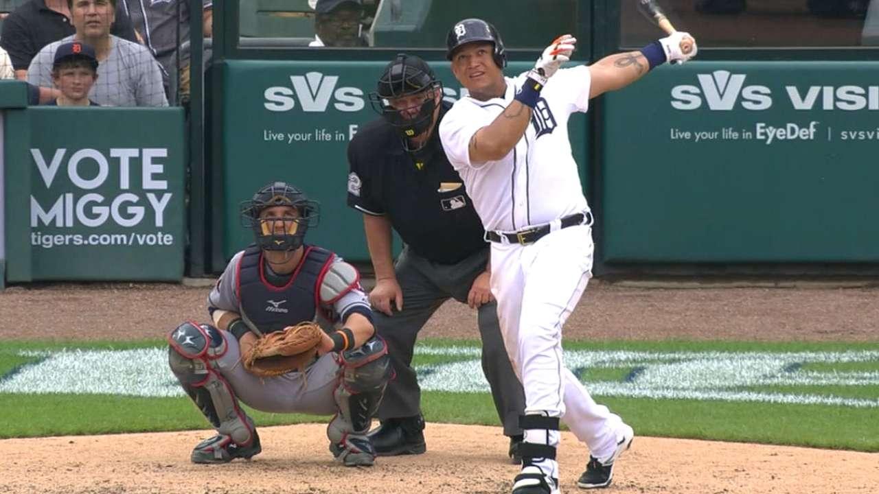 Must C: Cabrera's mammoth shot