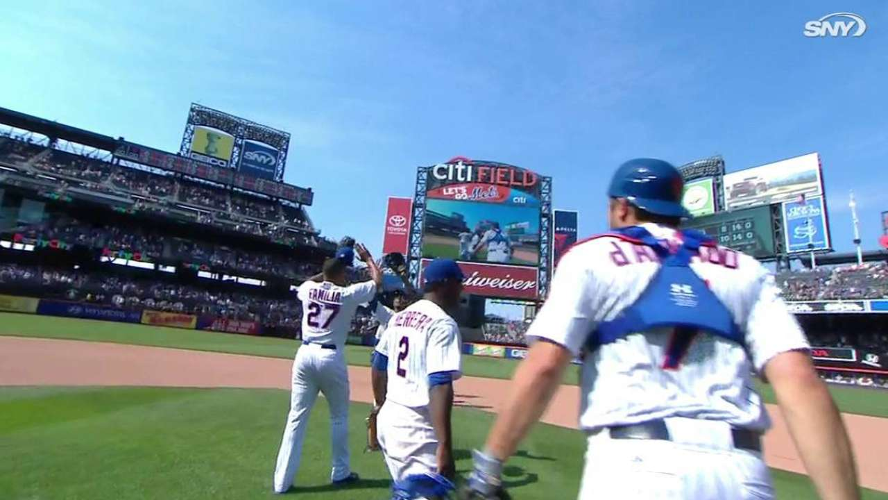 Banged-up Mets ready to welcome off-day