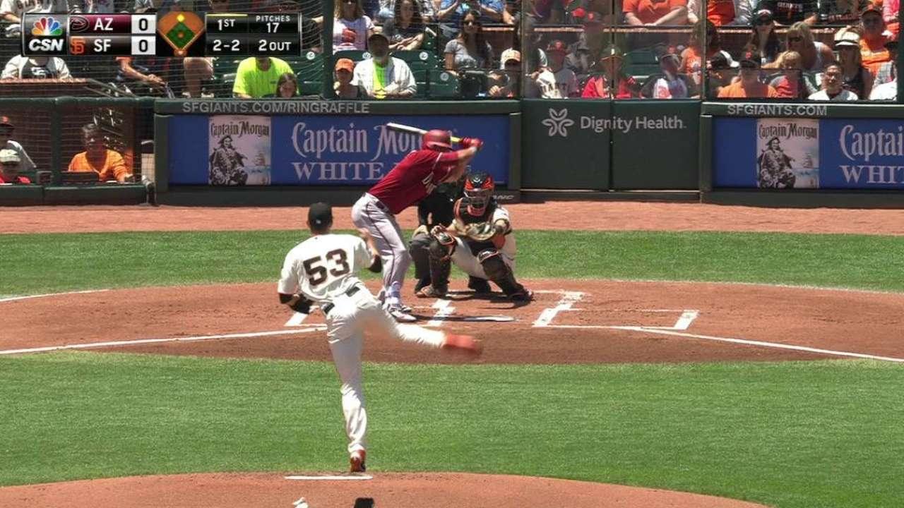 Heston braced for showdown with Dodgers