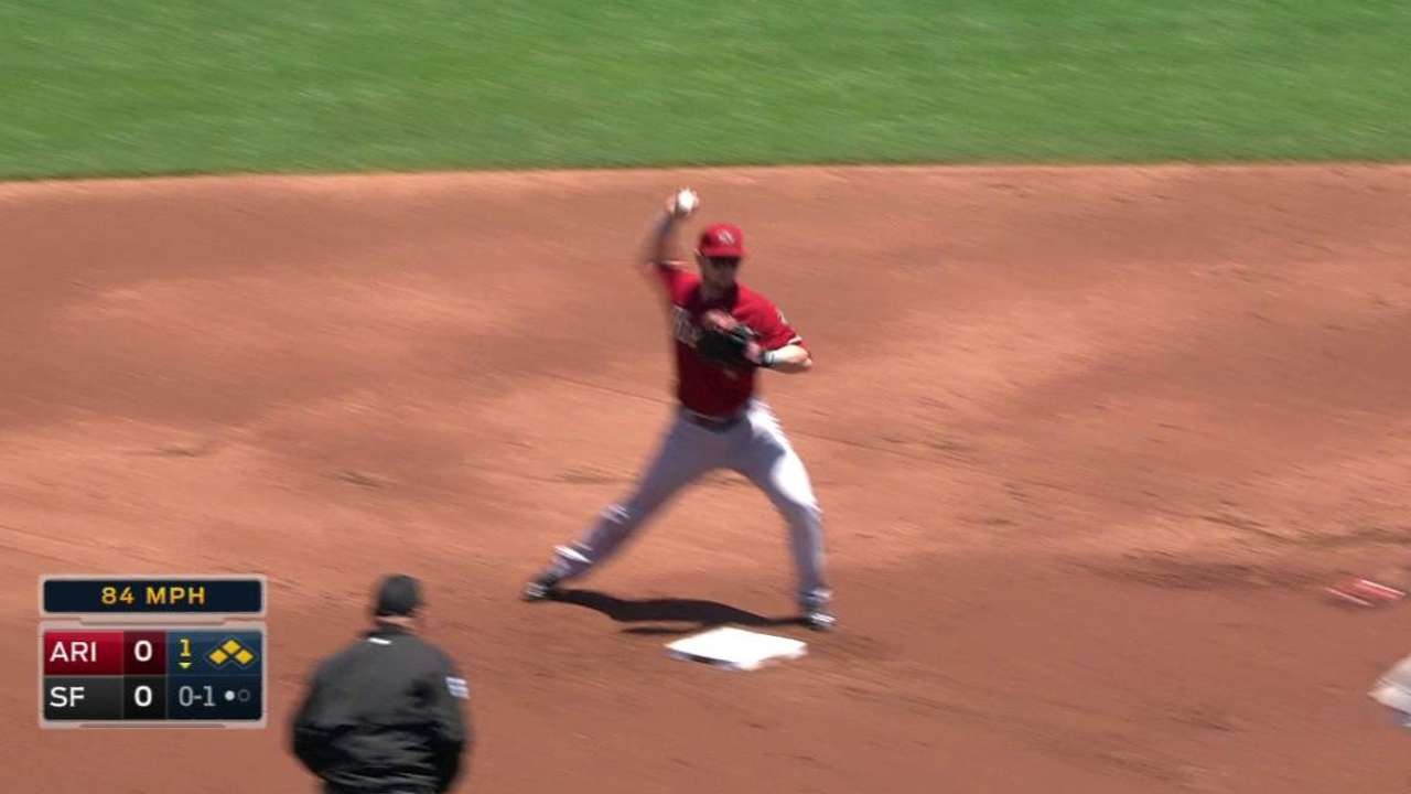 De La Rosa escapes a jam