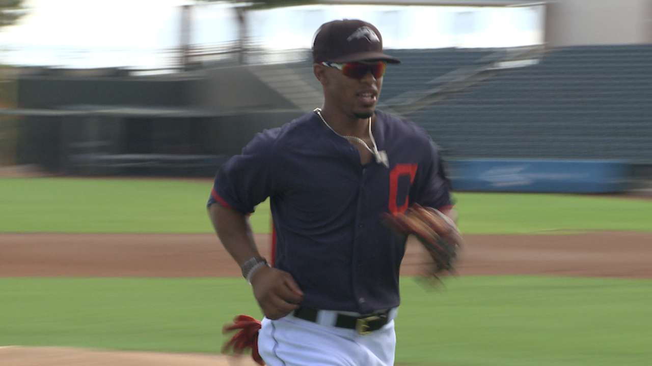 Lindor retains top spot on list of fantasy prospects in Minors