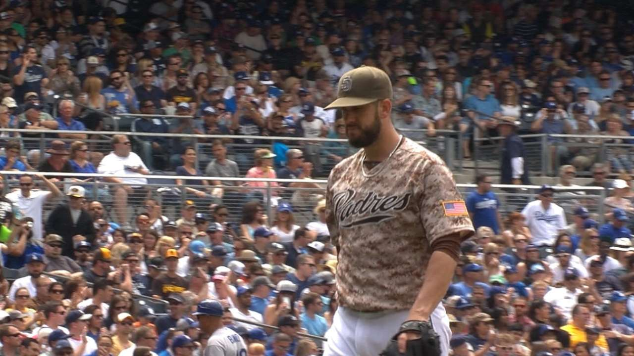 Hard-luck losses to rival frustrate Padres