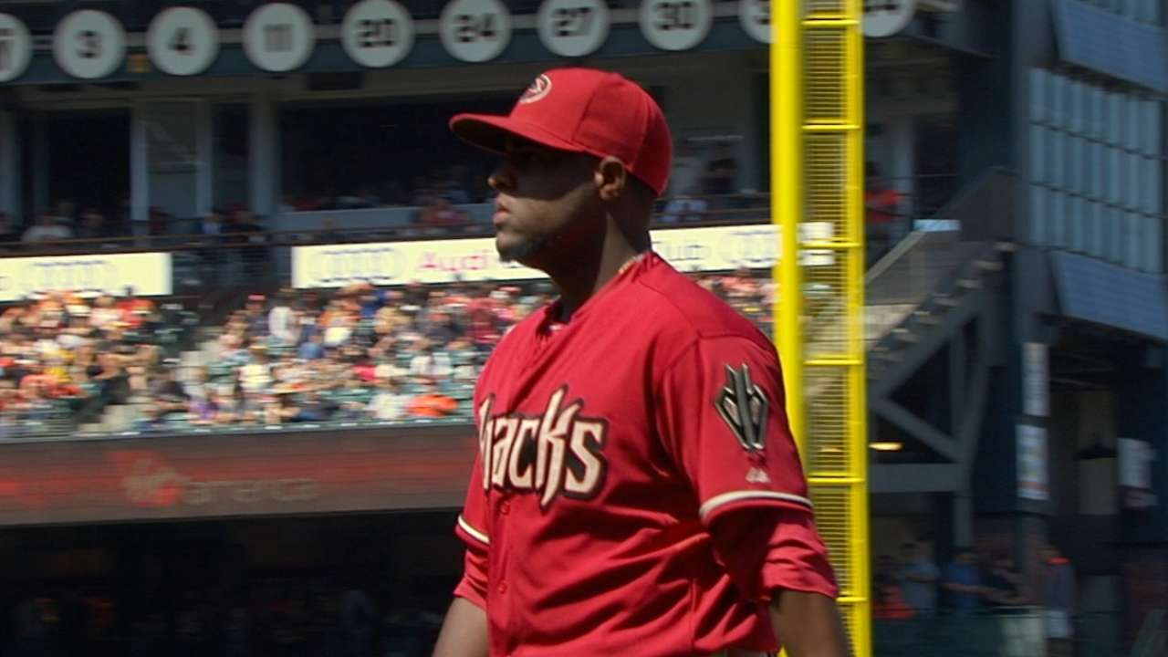 De La Rosa pitches gem by sticking to plan