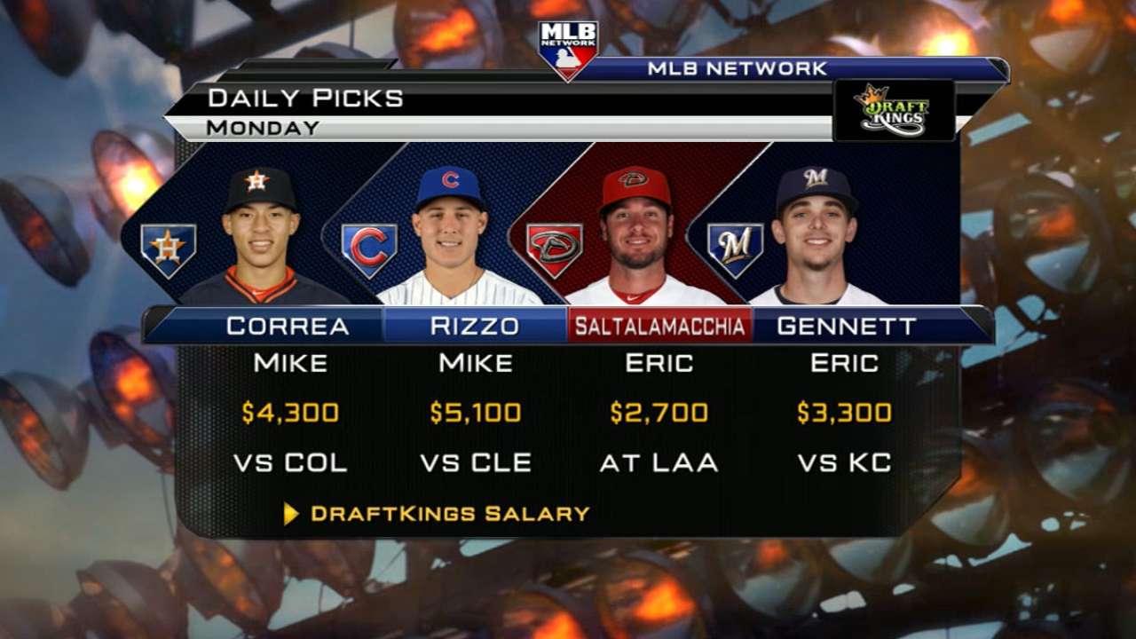 DraftKings: Freeman, Pierzynski likely to blast Red Sox