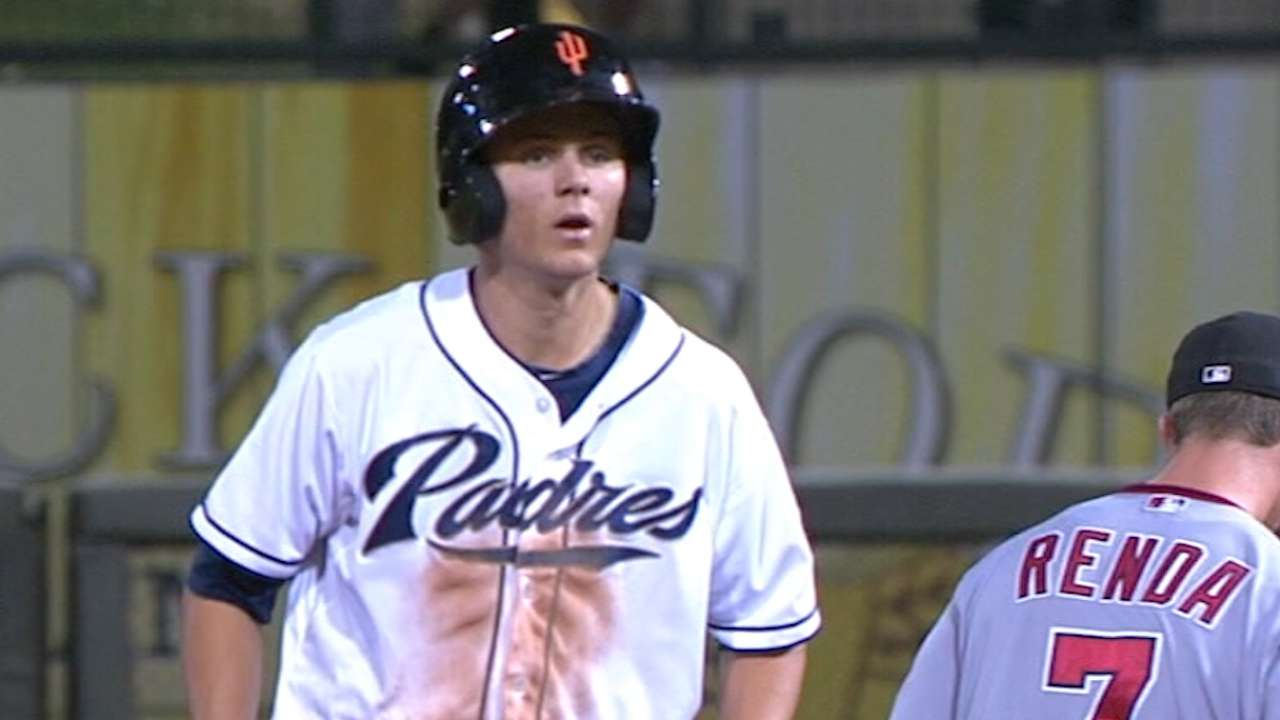 Turner launches his first Triple-A dinger