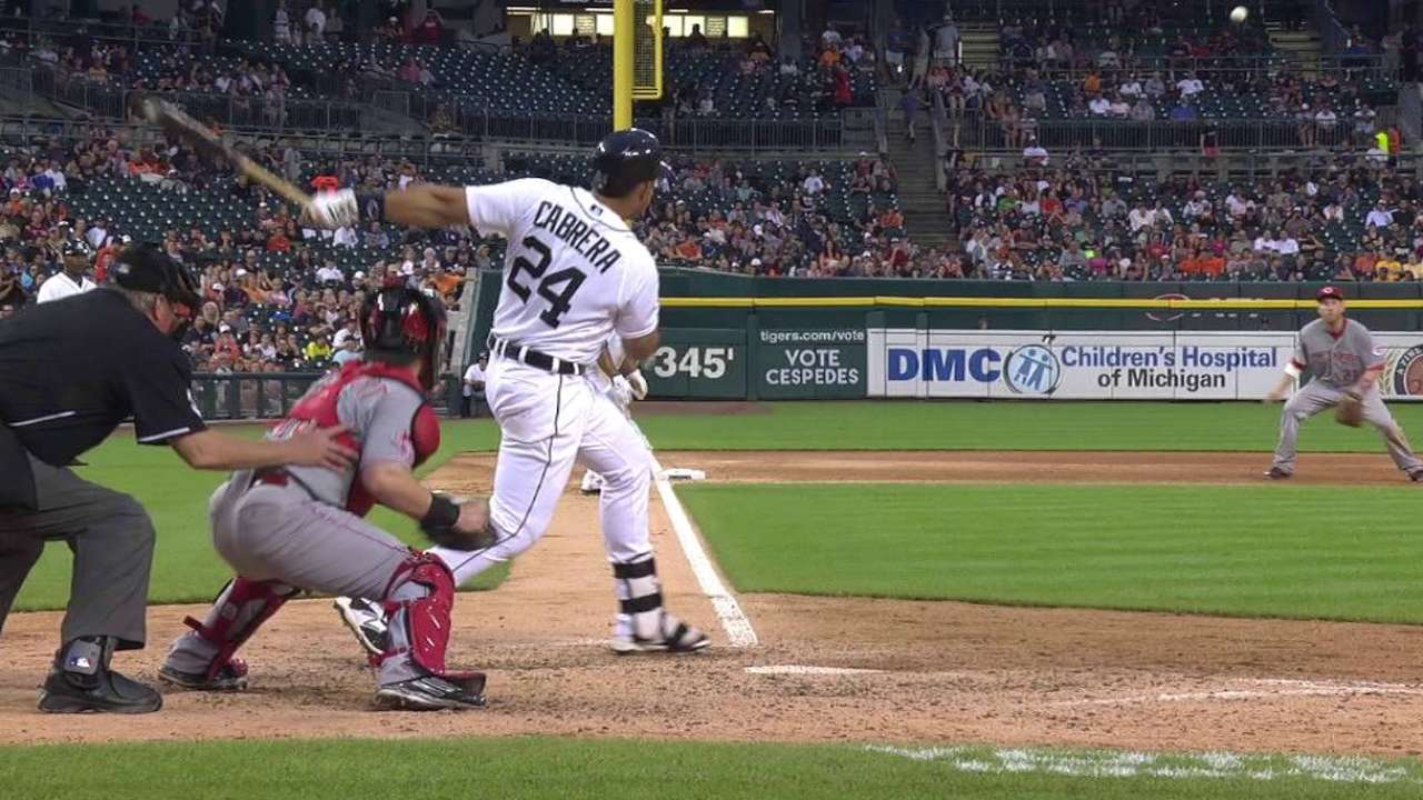 Miggy's two-run double