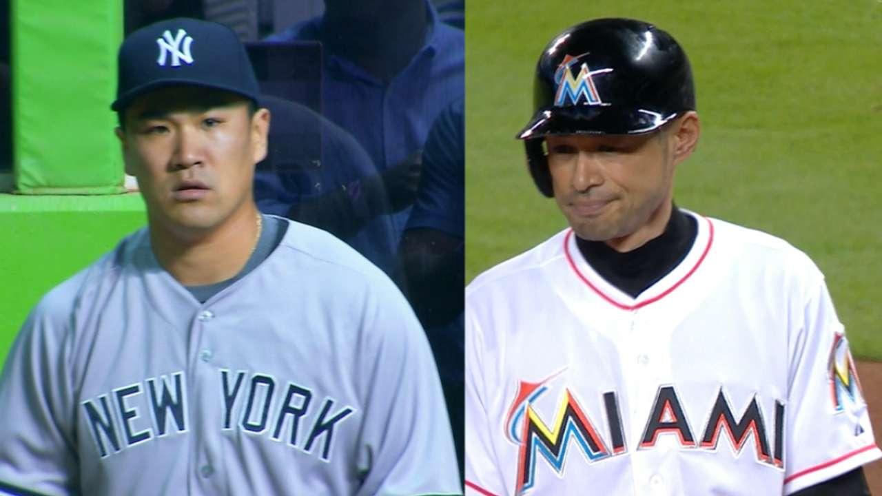 Suzuki gets best of Tanaka in their first matchup