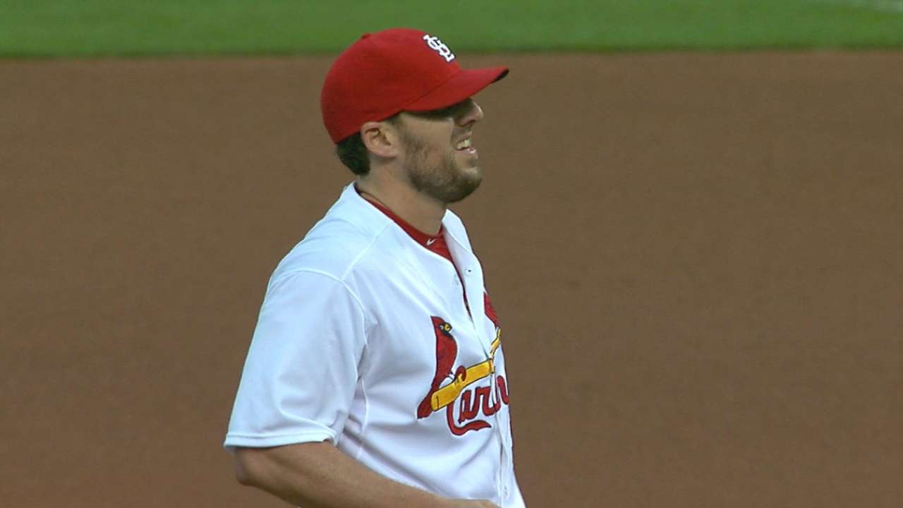 Cardinals' streak at 4 with win over Twins