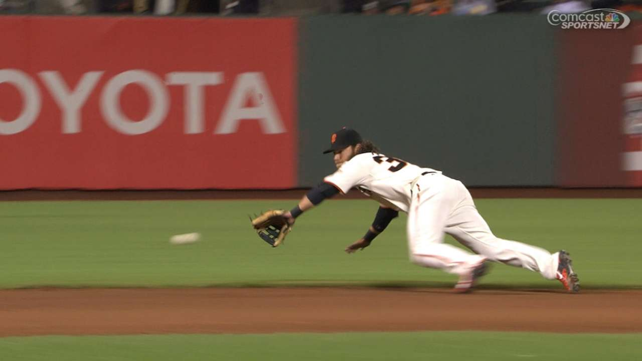 Crawford flashes leather in 7th