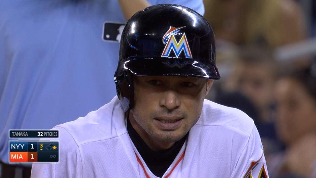 Ichiro ties Wheat on hit list