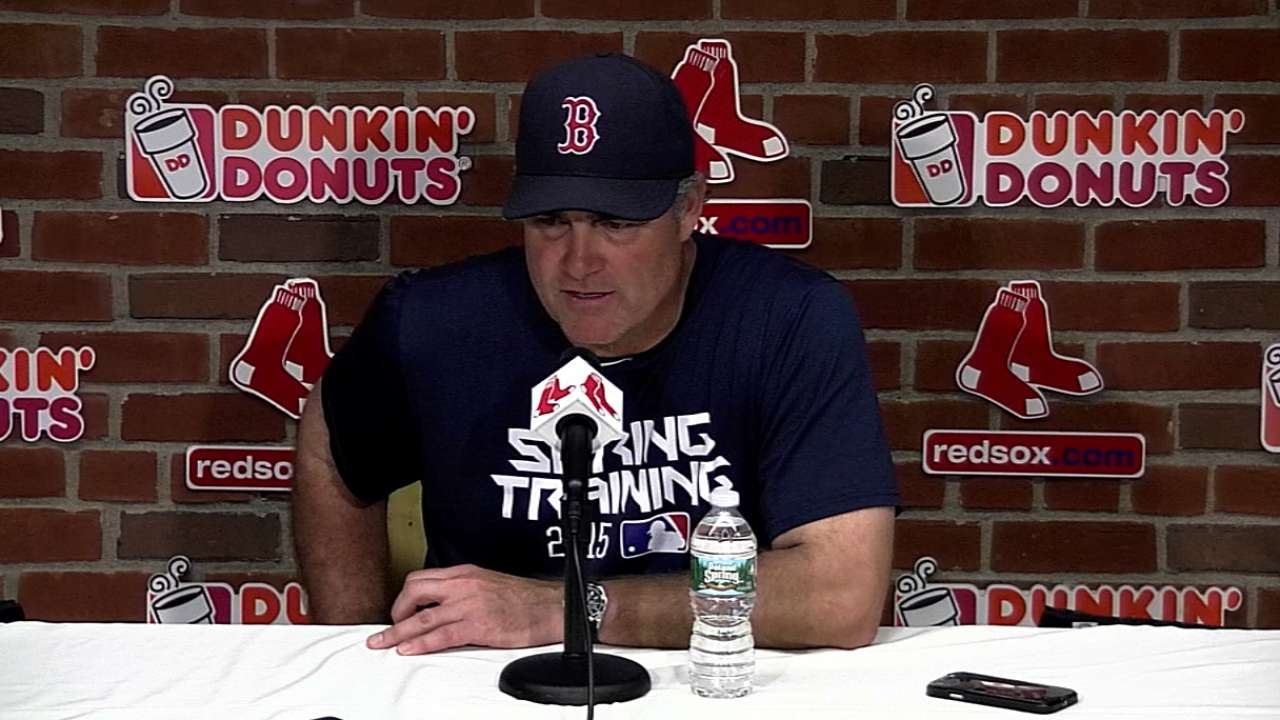 Farrell on Holt's cycle in win