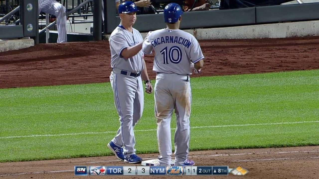 Rally de Azulejos no fue suficiente ante Mets