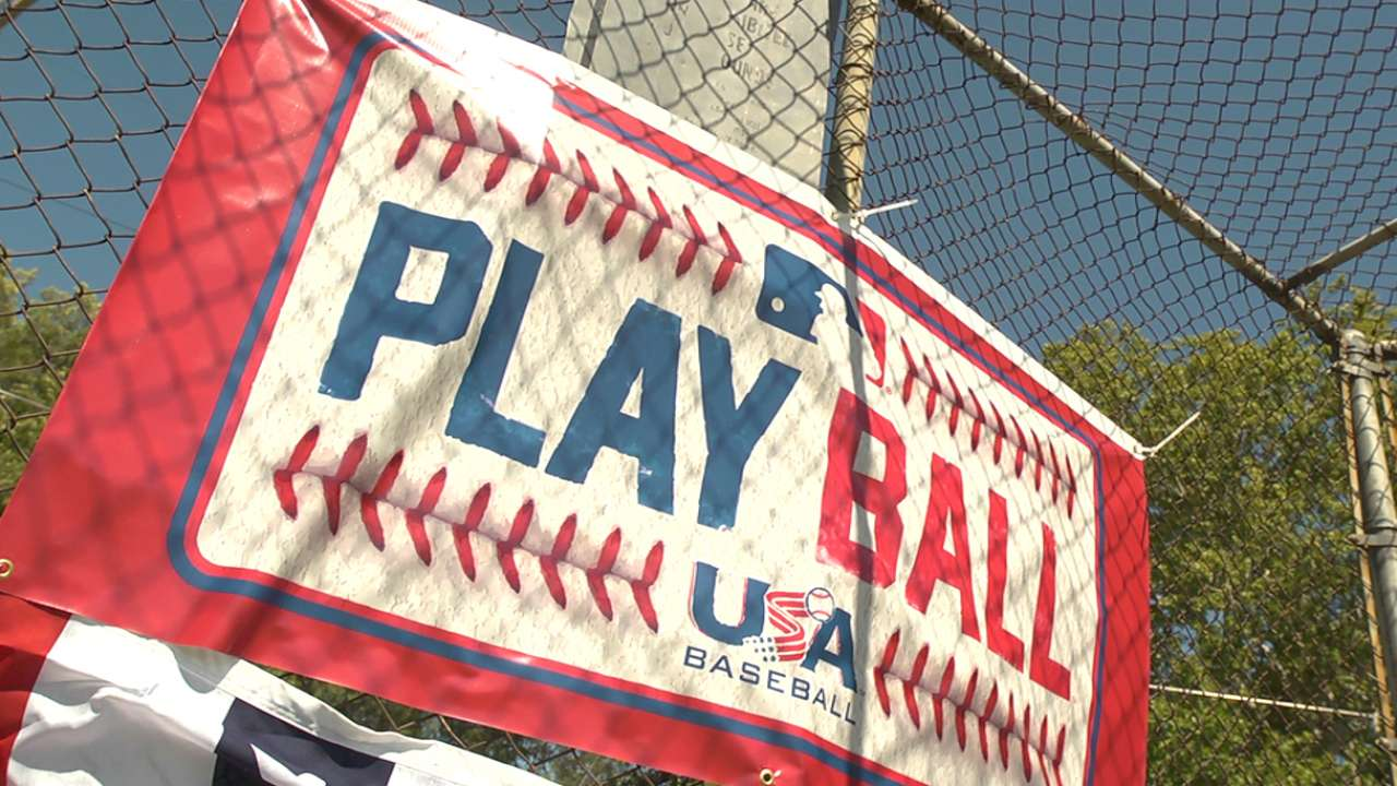 An introduction to Play Ball