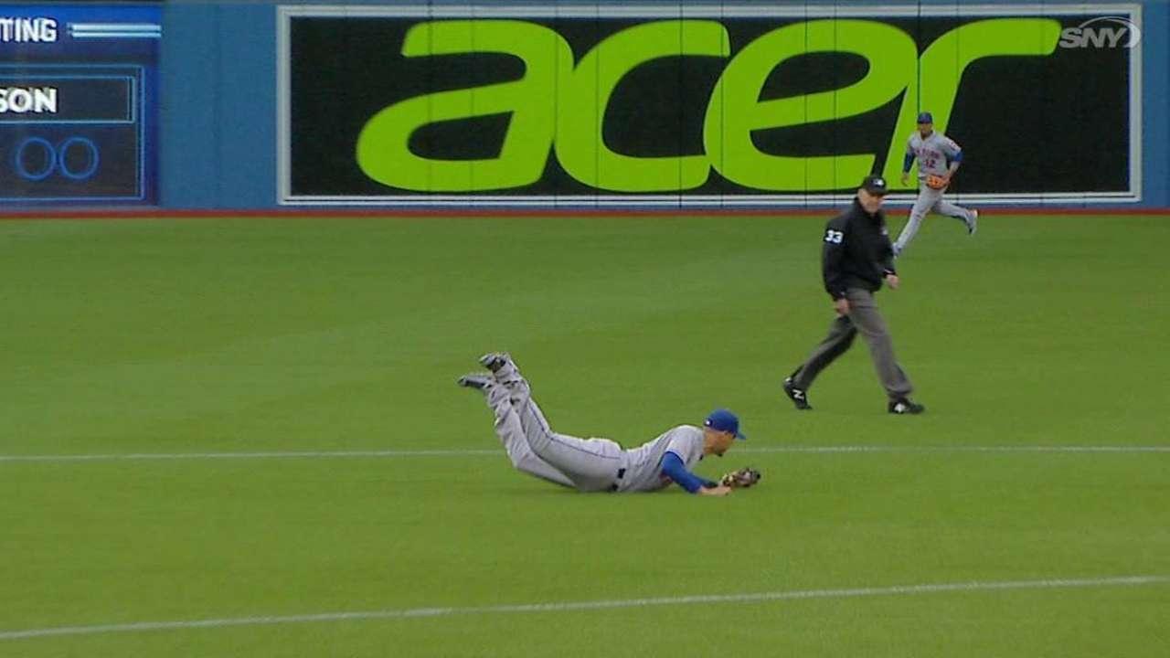 Mets se fueron en blanco en Toronto
