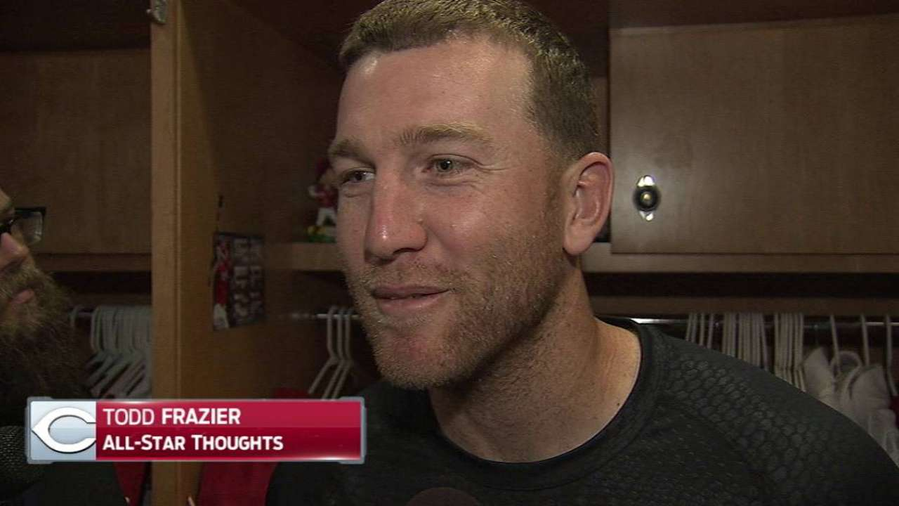 Frazier on All-Star voting