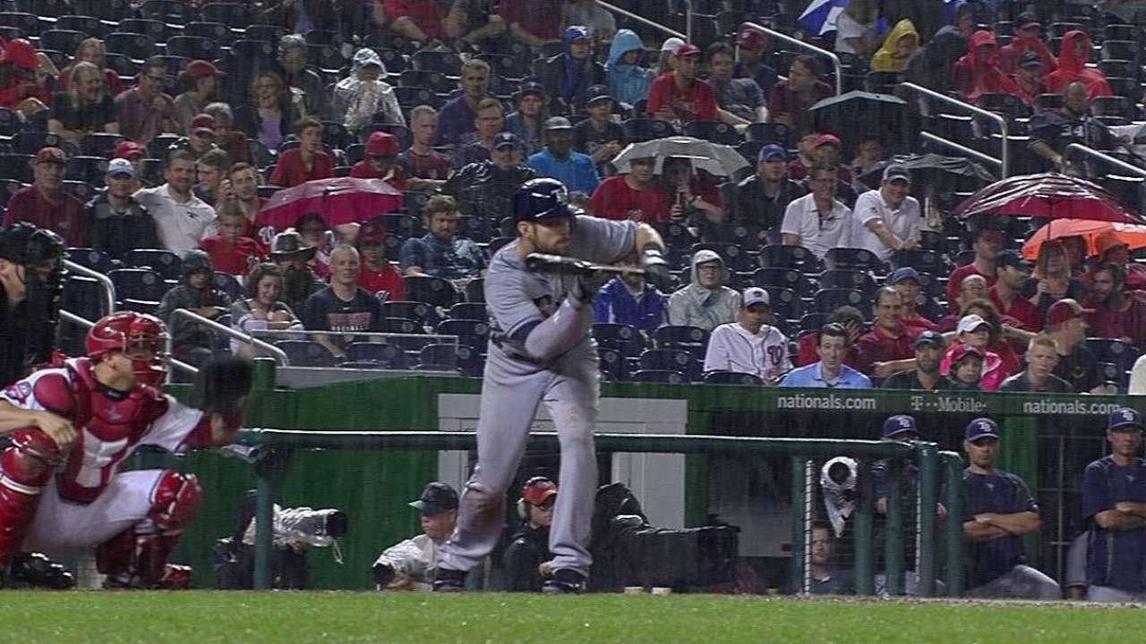 Souza's Little League home run