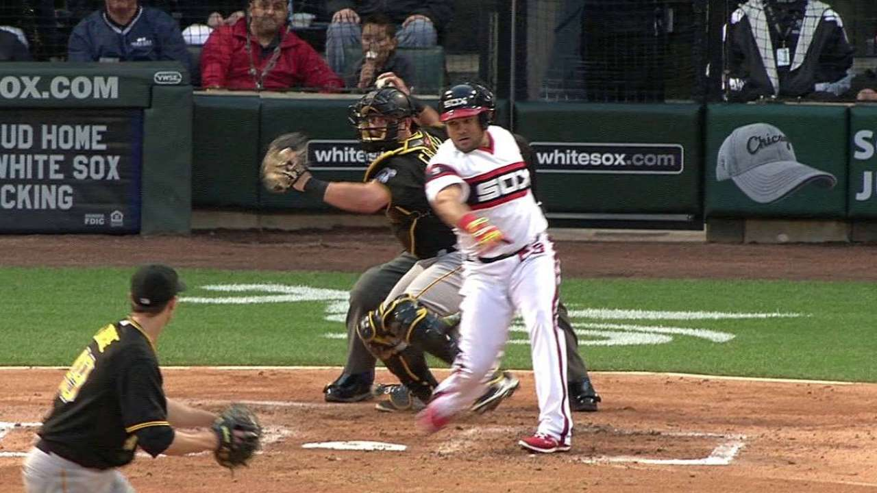 Cervelli humbled to match formidable mark