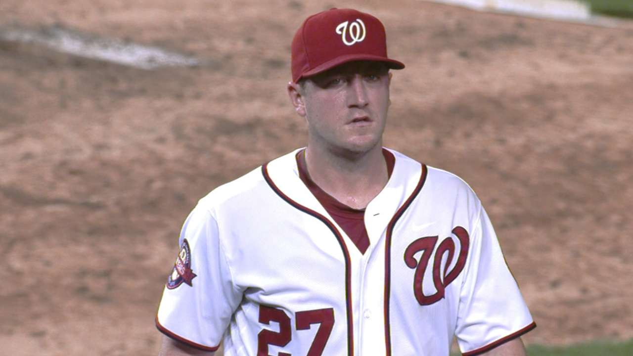Zimmermann's eight strikeouts