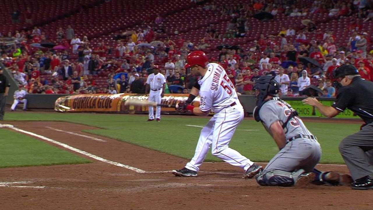 Hardy strikes out Schumaker