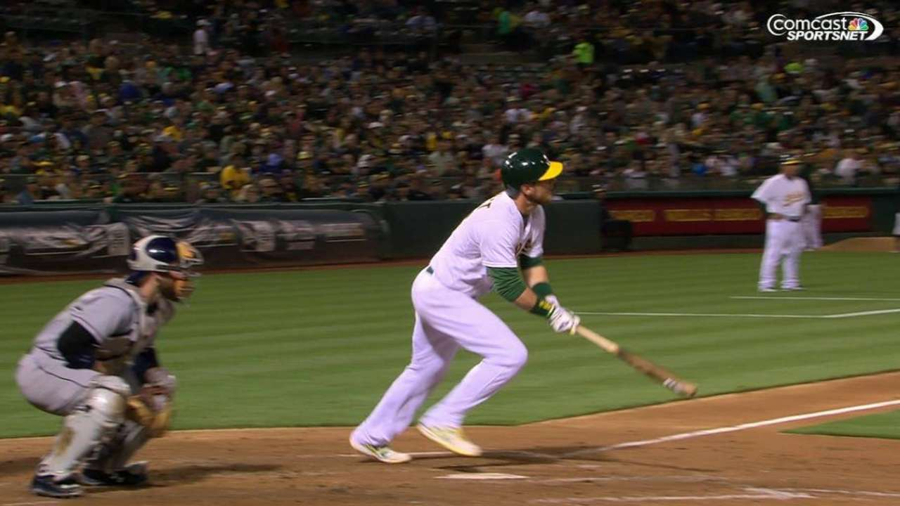 Zobrist's two-run double