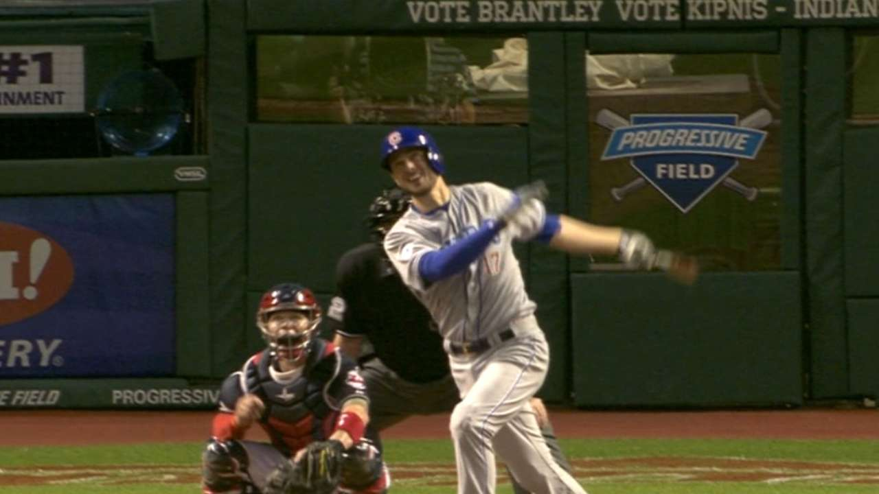 Must C: Bryant hits grand slam