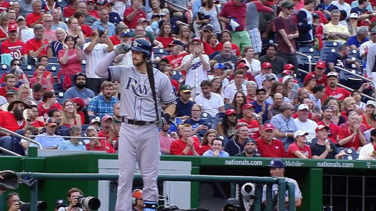 Souza reminds Nationals he's a catch