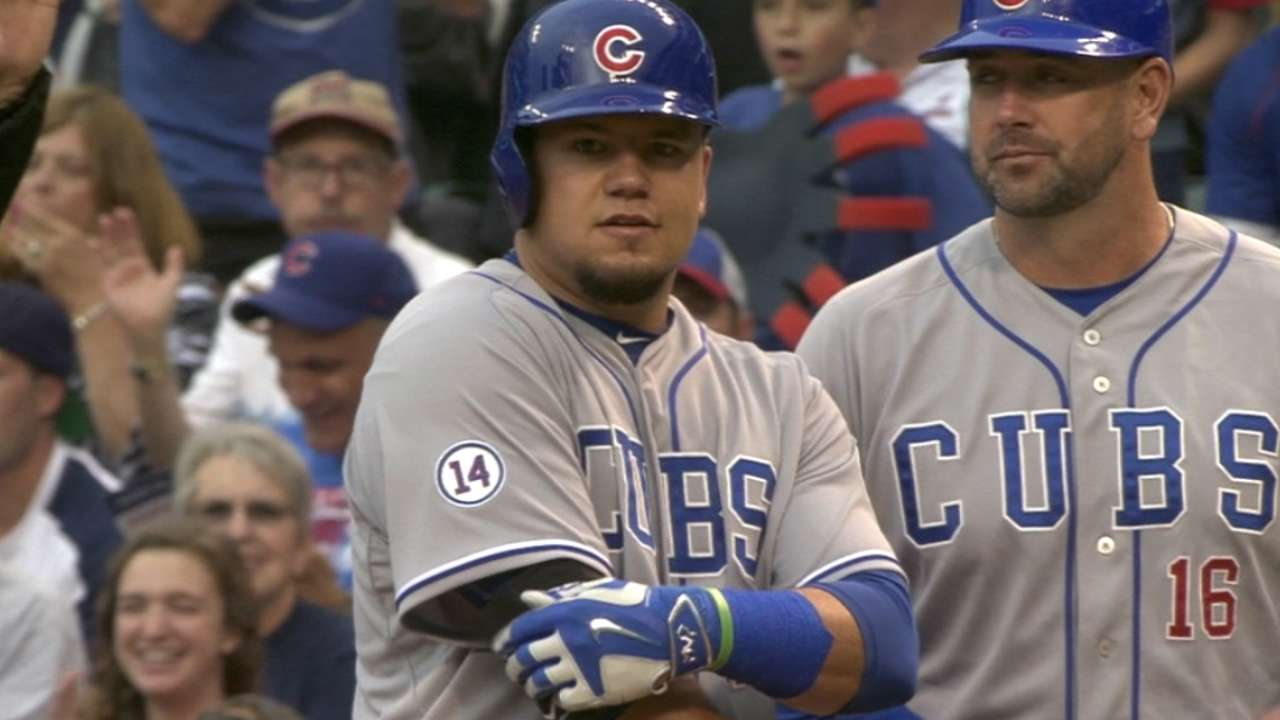 Schwarber proves his bat is MLB ready