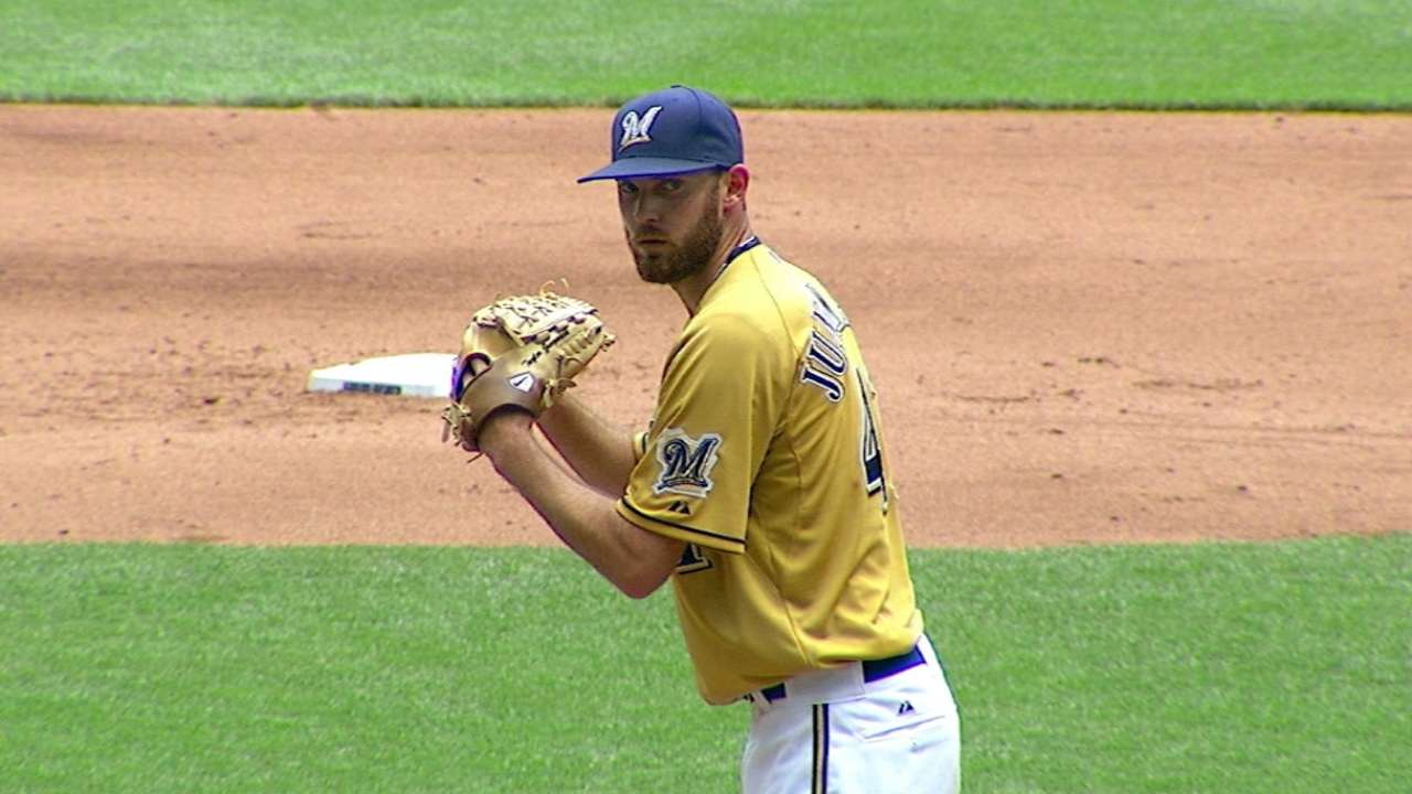 Scouting report: Taylor Jungmann