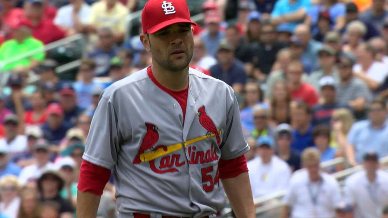 Since return from injury, Garcia keeps stepping up