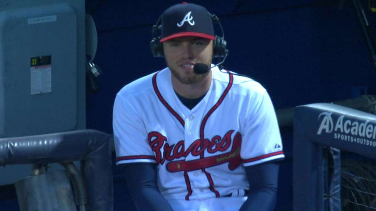 Freeman set to have MRI on sore right wrist