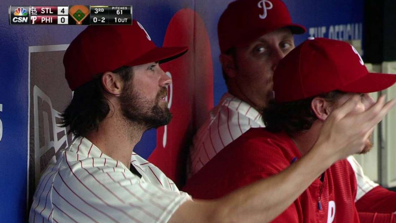 No DL: Hamels to face Yanks on Wednesday