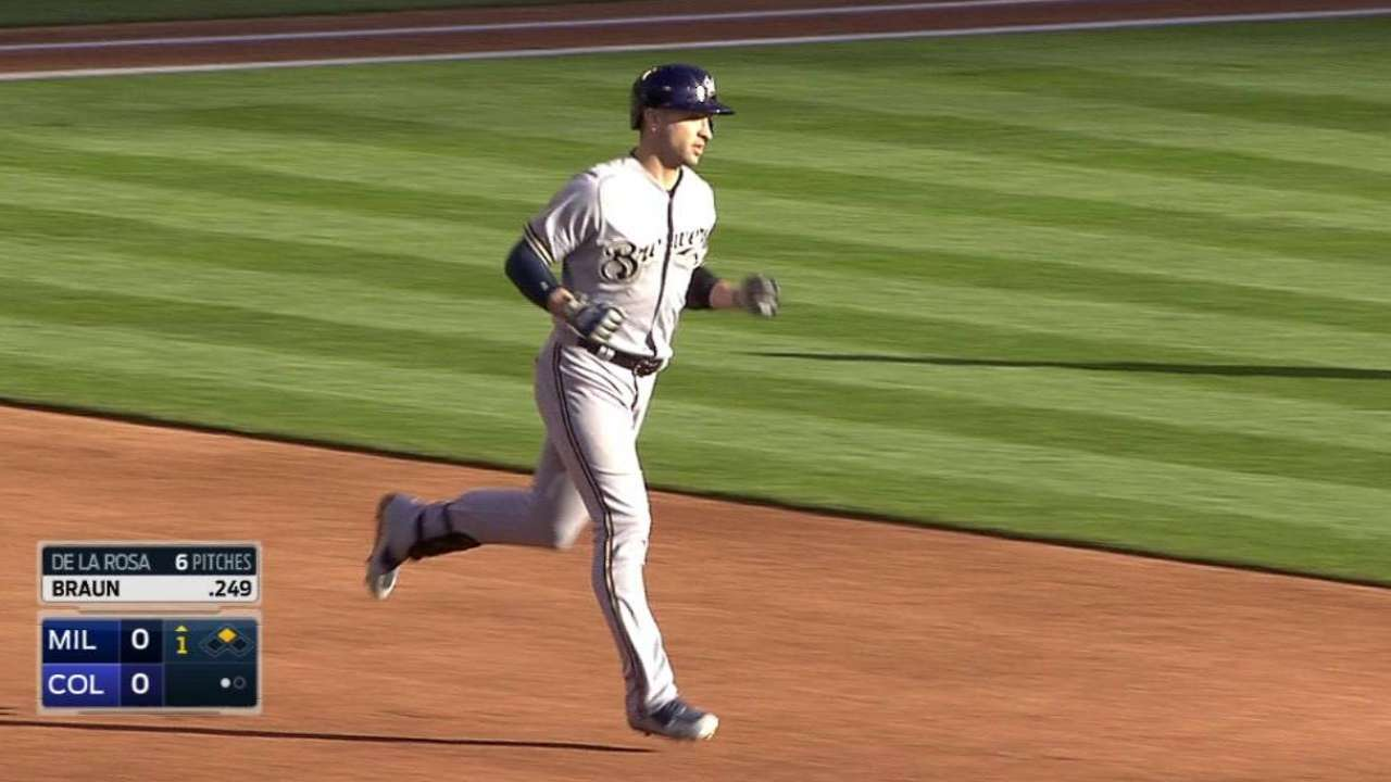 Brewers not ready to throw in towel on 2015