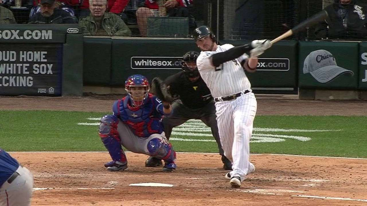 Flowers' solo homer
