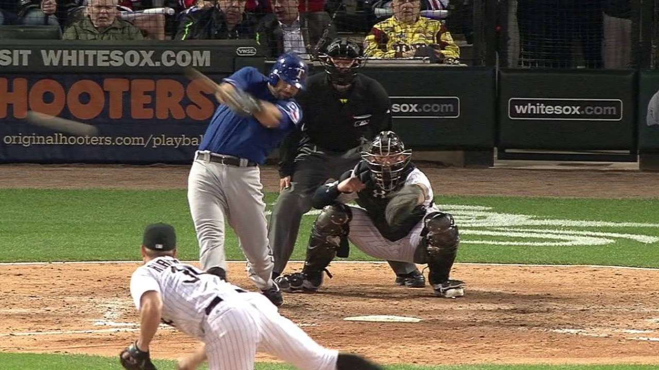Sale dominant, but Moreland plays hero
