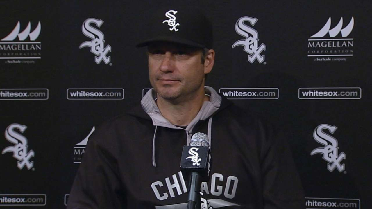 White Sox stick together in face of adversity
