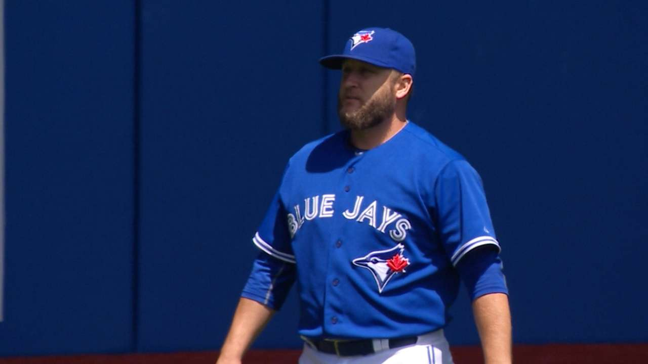 Buehrle's solid outing
