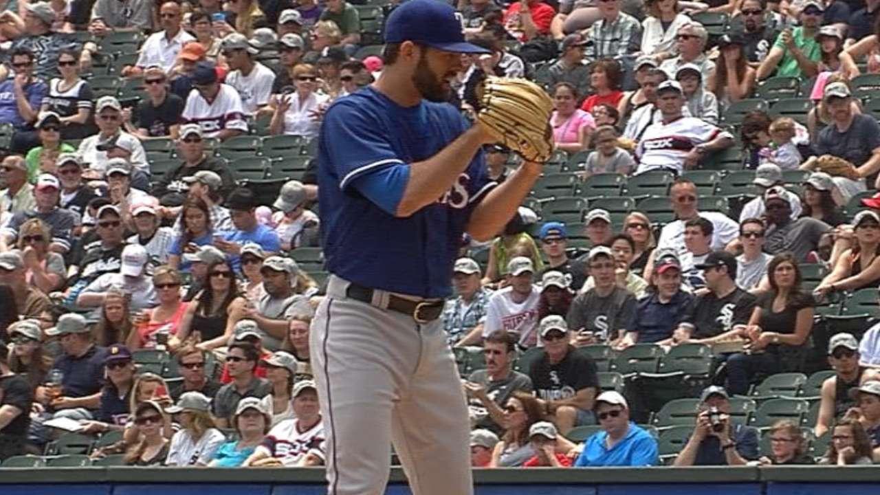 Martinez's six innings of work