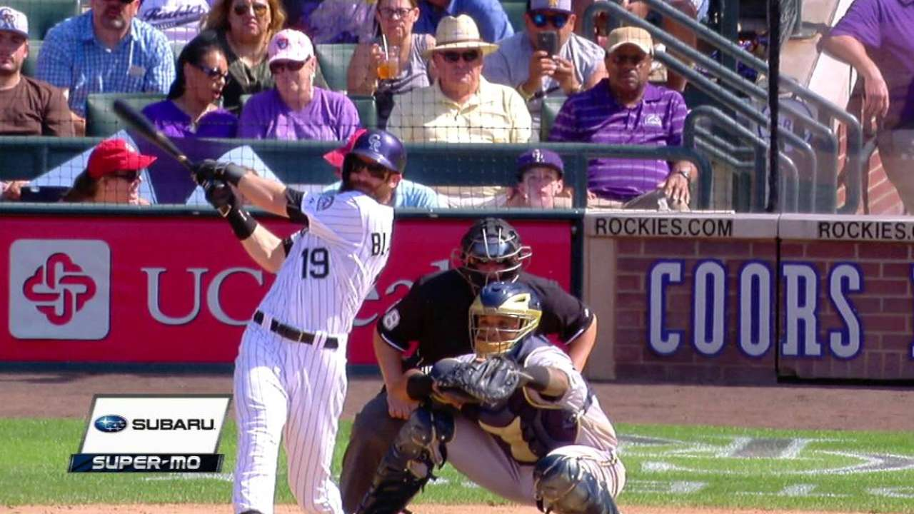 Blackmon's RBI single