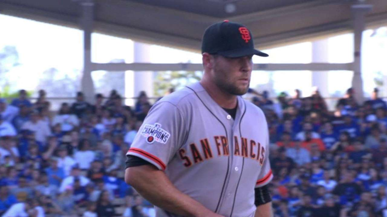Strickland strikes out Puig
