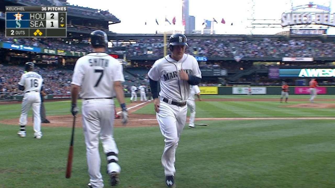 Miller's bases-loaded walk