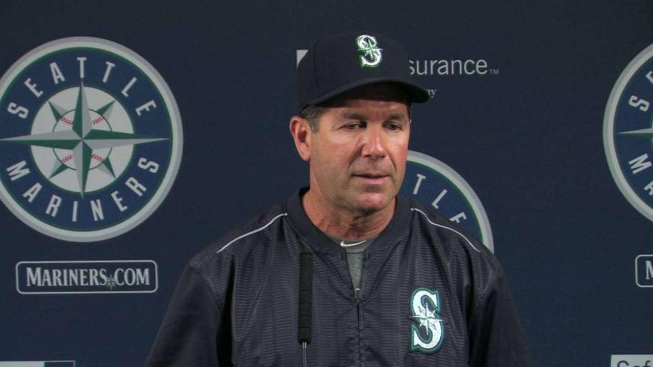 Mariners eager to soak up Martinez's wisdom