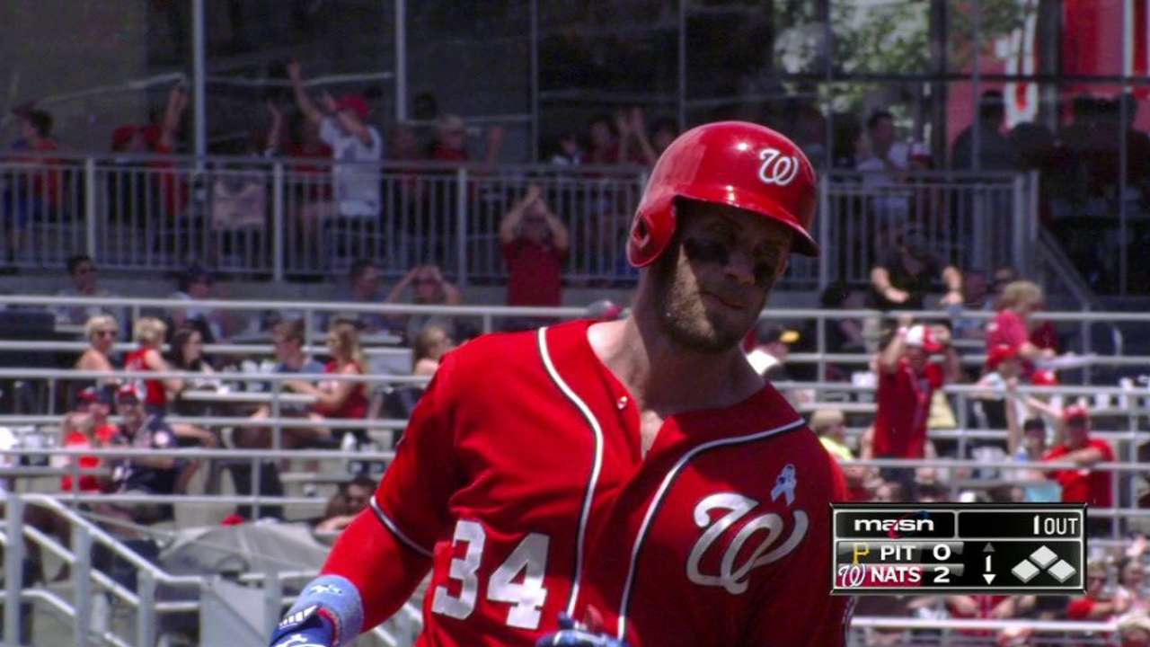 Harper sets NL record for most All-Star votes