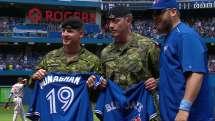 Maj. Jeff Monaghan & MCpl. Chad Mohaghan