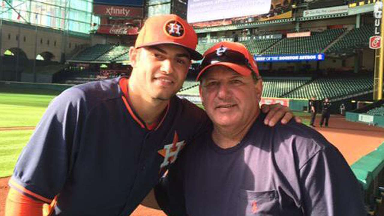 McCullers followed in father's footsteps