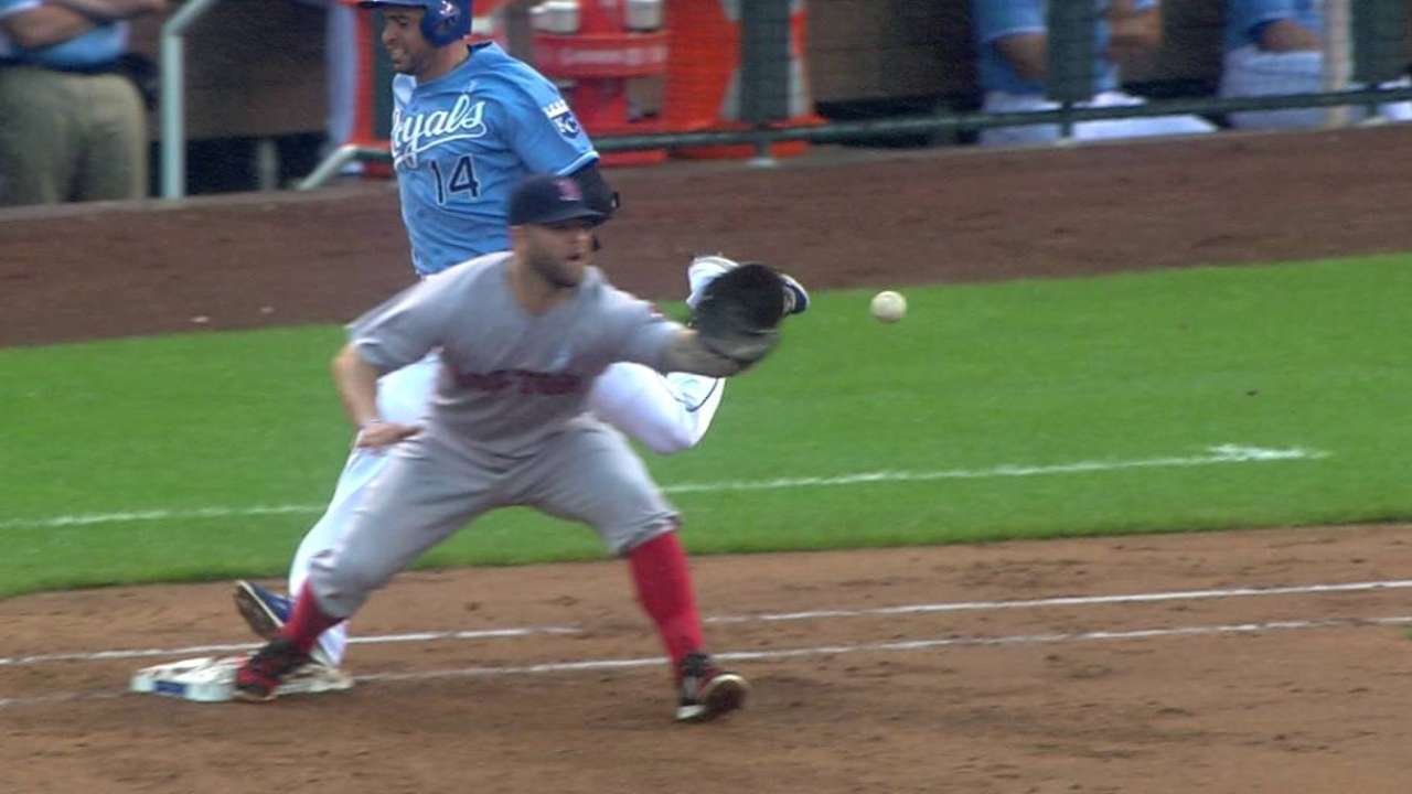 Infante gets first on review