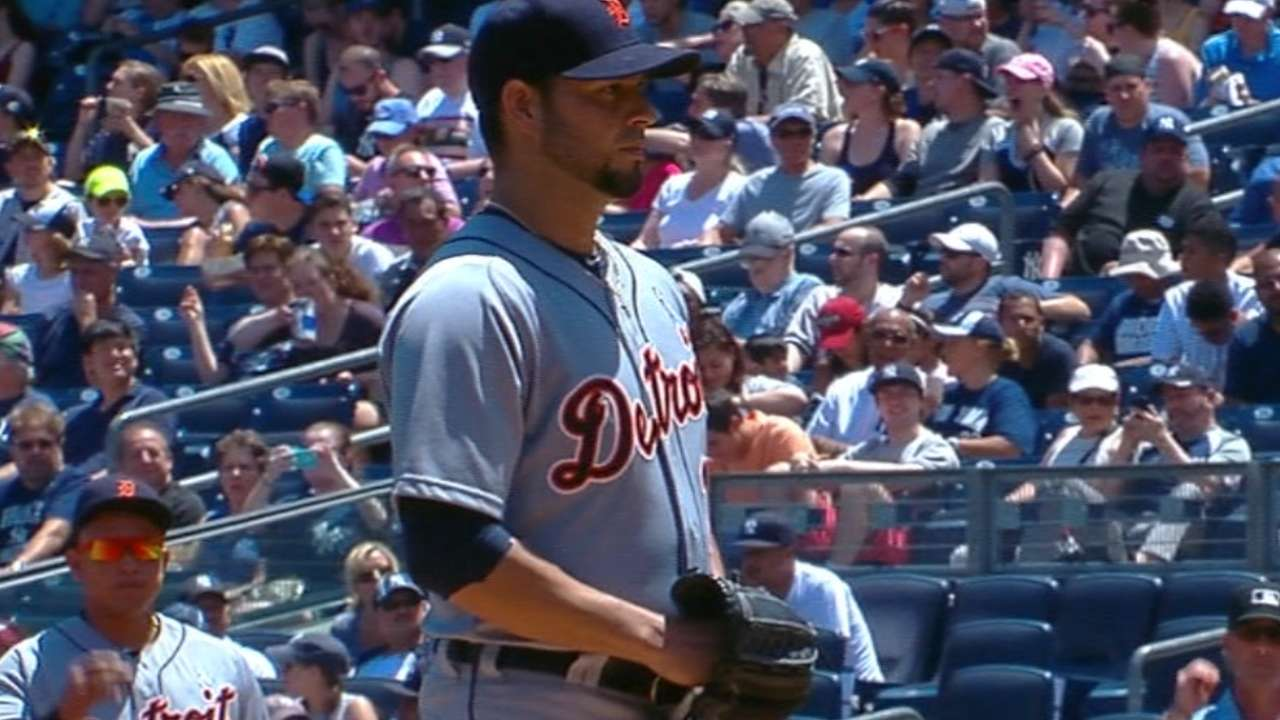 Anibal gives Tigers just what they needed